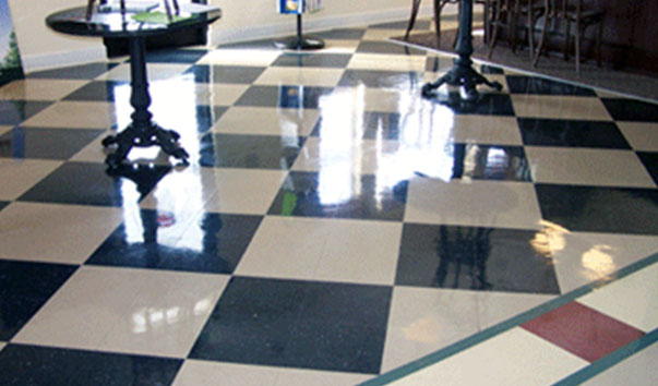 Wooden & Tile Floor Maintenance